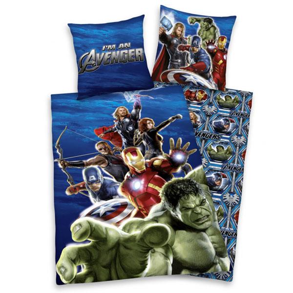 avengers bettw sche 135 x 200 superhelden hulk iron man tohr captain america neu ebay. Black Bedroom Furniture Sets. Home Design Ideas
