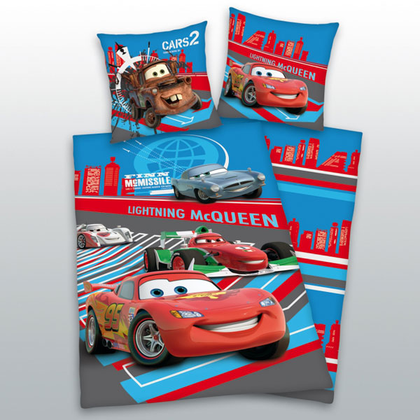 biber bettw sche disney cars 135x200 kinderbettw sche flanell auto rennauto neu ebay. Black Bedroom Furniture Sets. Home Design Ideas